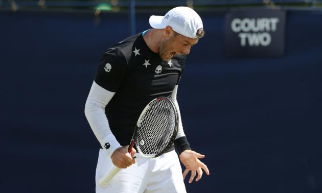 Марченко переміг у першому колі турніру у Франції