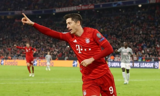 Баварія - Олімпіакос 2:0. Огляд матчу