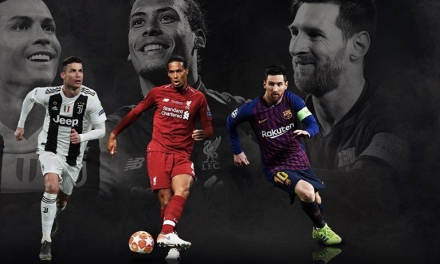 В УЄФА назвали трьох претендентів на гравця року