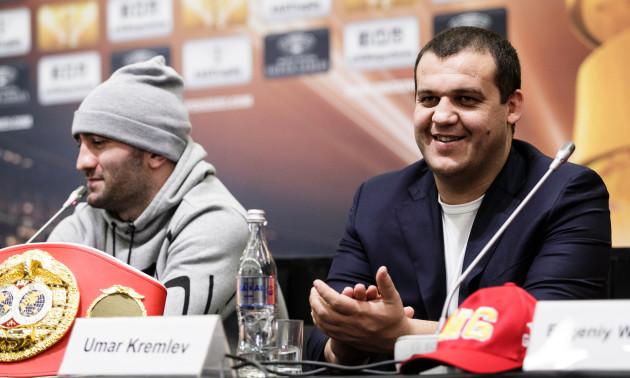 Генсек Федерації боксу Росії: Гассієв кращий за Усика