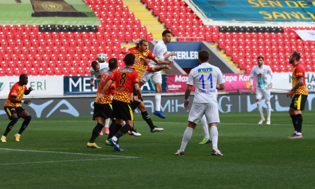 Різеспор із Морозюком поступився Гезтепе у чемпіонаті Туреччини