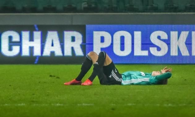 Гравець Динамо попав під гарячу руку тренера Легії