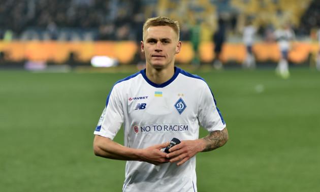 Основний півзахисник Динамо може пропустити матч із Шахтарем