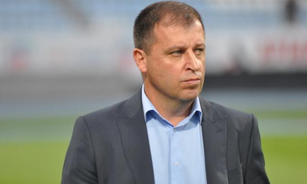 Вернидуб - найкращий тренер місяця в Білорусі