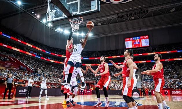 Збірна США у наддраматичній кінцівці вирвала перемогу в Туреччини на чемпіонаті світу