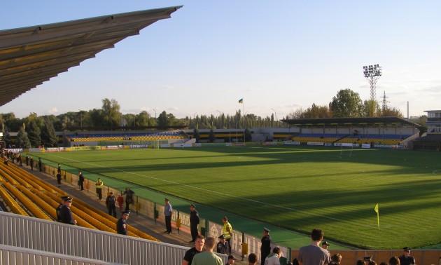 Олександрія домашні матчі Ліги Європи буде грати не на своєму стадіоні