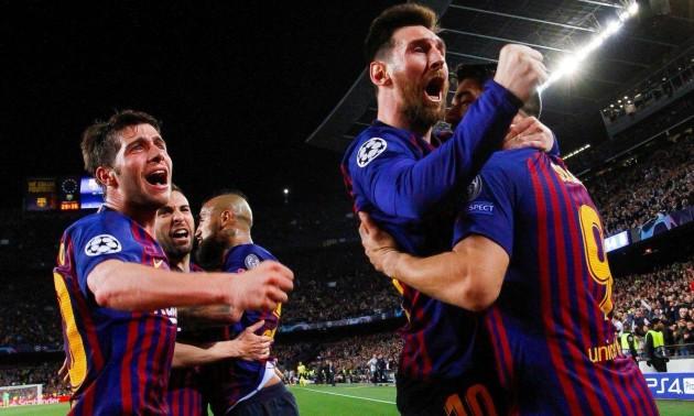 Барселона розгромила Ліверпуль та наблизилася до фіналу Ліги чемпіонів