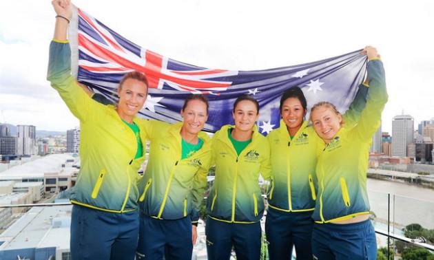 Австралія вперше за 26 років зіграє в фіналі Кубка Федерації