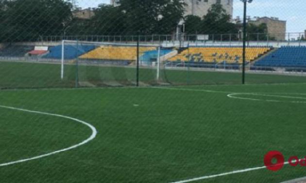В Одесі на стадіоні загинув іноземний студент