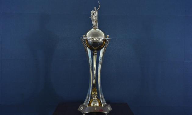 Сьогодні пройде жеребкування 3 етапу Кубка України