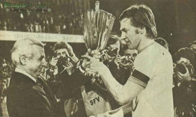 Перший європейський кубок в історії Динамо. 44-роки тому кияни виграли Кубок володарів кубків