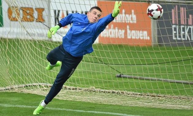 Луніна, Миколенка та ще 23 футболістів викликали у збірну U-20