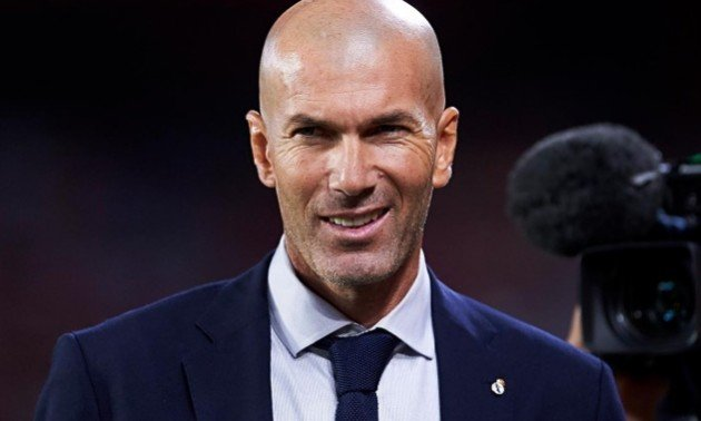 Зідан – найкращий тренер світу