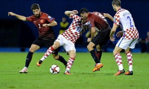 Болгарія розгромила Гібралтар, Туреччина та Хорватія не виявили сильнішого у контрольному матчі