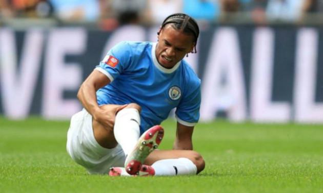Вінгер Манчестер Сіті отримав серйозну травму коліна
