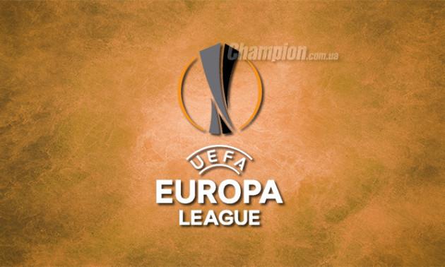 Результати матчів першого кваліфікаційного раунду Ліги Європи