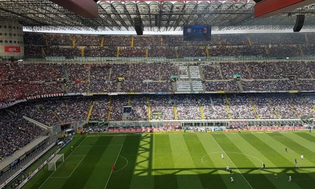 Мілан - Ювентус: онлайн-трансляція півфінального матчу Кубку Італії. LIVE