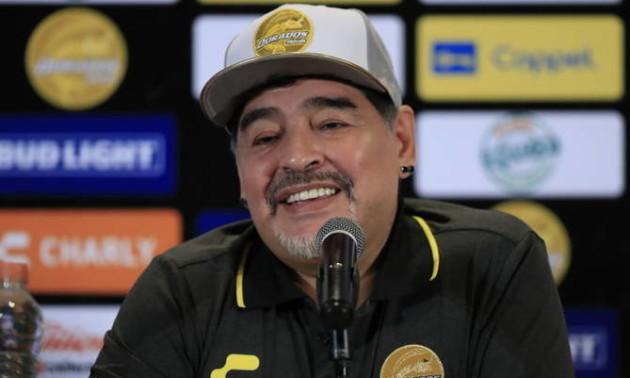 Марадона очолив аргентинський клуб