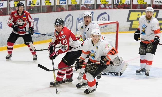 Донбас мінімально обіграв Кременчук і виграв регулярний чемпіонат УХЛ