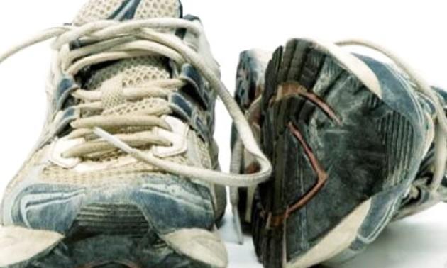 Як часто міняти кросівки для бігу