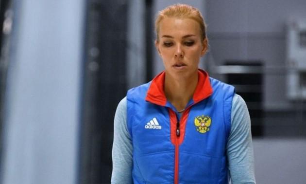 Російська бобслеїстка отримала 8-місячну дискваліфікацію