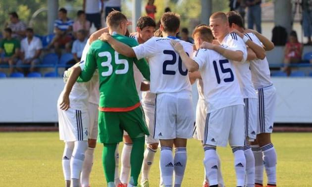 У Динамо не визначились з майбутнім молодіжної команди