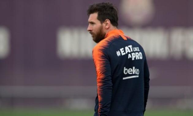 Мессі пропустить найближчі матчі Барселони