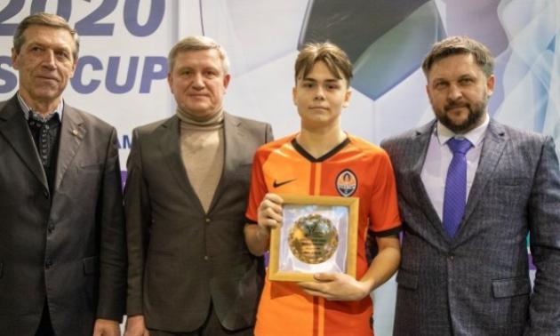 Динамо переманило одного з головних талантів академії Шахтаря