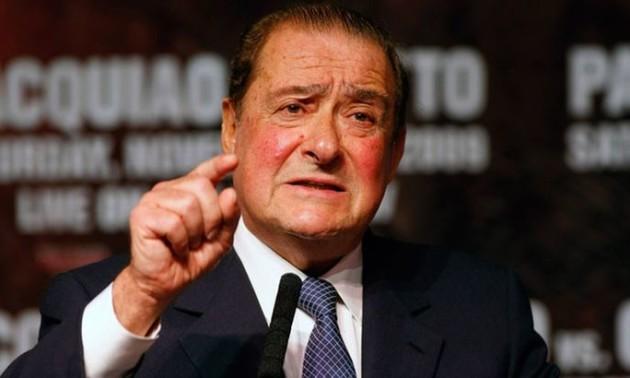 Арум: Попросимо WBO дозволити бій Ф'юрі - Джошуа