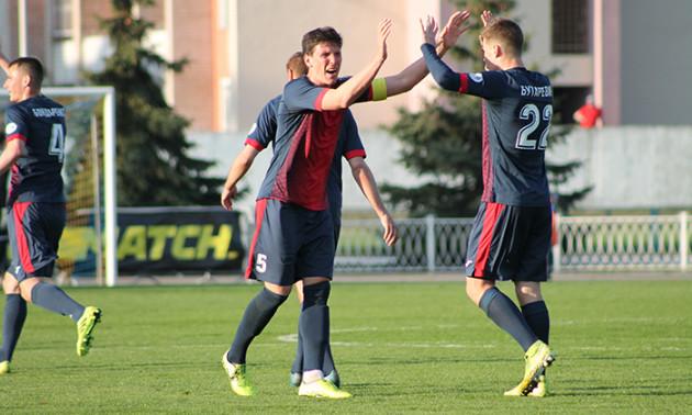 Смолевичі розгромили Городею у 12 турі чемпіонату Білорусі
