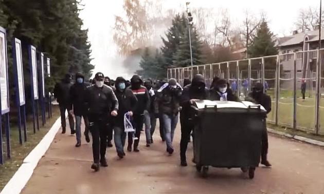 Побиття директора стадіону в Чернігові: Поліція встановила 80 причетних