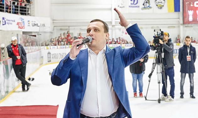 Брага: Чемпіонат Української хокейної ліги відбудеться в незалежності від позиції ФХУ