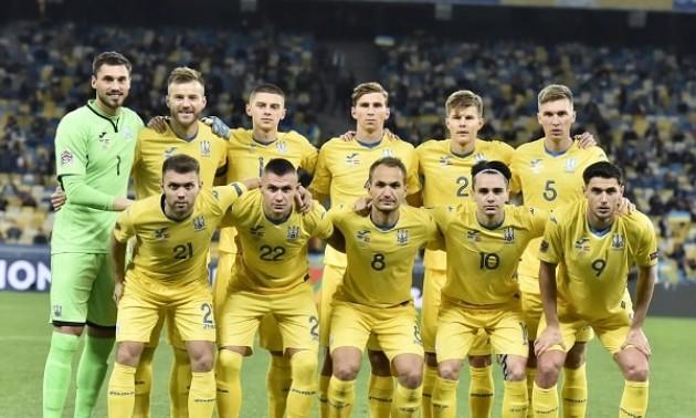 Збірна України зіграє спаринг з Бахрейном у Харкові
