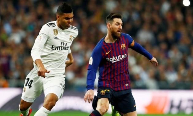 Матч Барселона – Реал перенесено через політичну обстановку у Каталонії