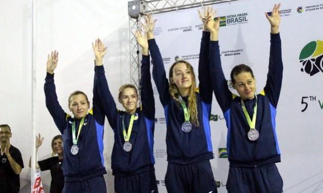 Українці здобули 11 медалей на чемпіонаті світу