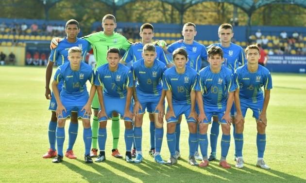 Збірна України посіла друге місце на Турнірі Баннікова
