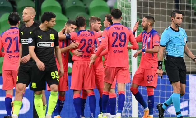 Краснодар - Челсі 0:4. Огляд матчу