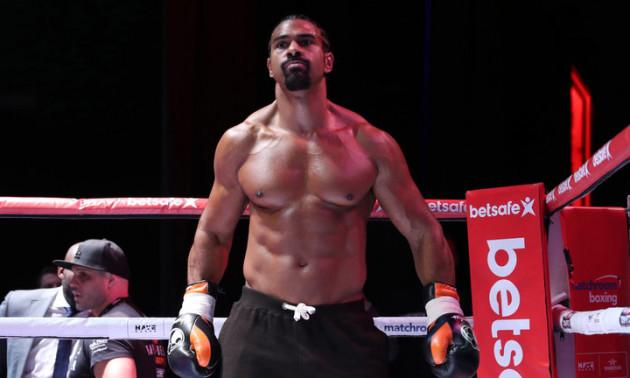 Хей назвав боксера, який може перемогти Ф'юрі