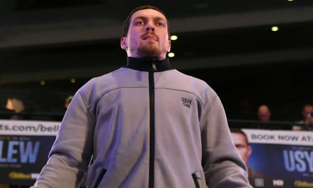 Усик відмовився від титулу WBA