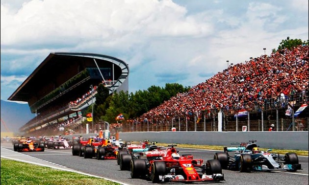 Іспанія може втратити етап Формули-1