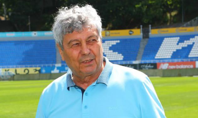 Суркіс запропонував Луческу продовжити контракт із Динамо