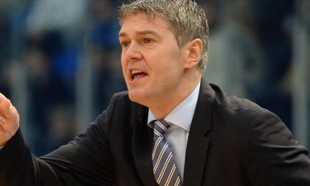 Багатскіс став новим головним тренером збірної України та Київ-Баскета