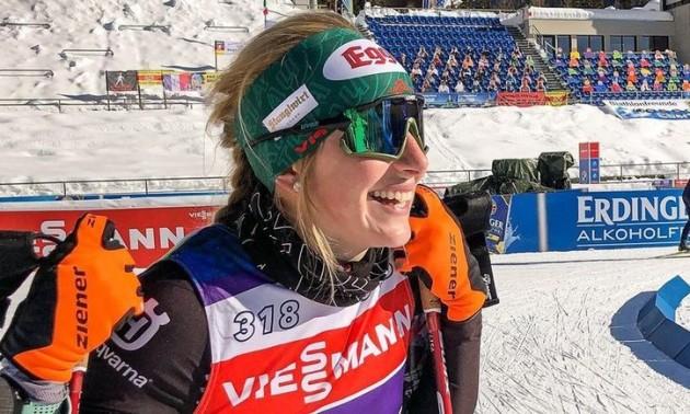 Гаузер виграла мас-старт на чемпіонаті світу, Підгрушна - 12