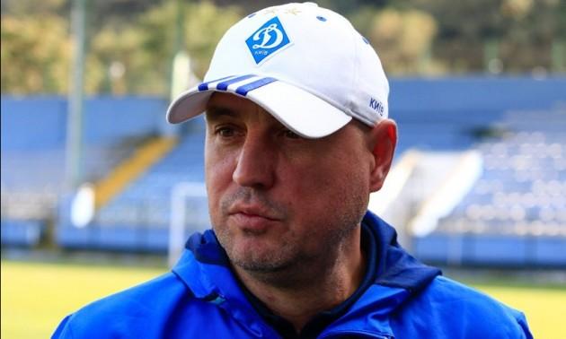 Тренер Динамо: Супряга ще не обжився у Динамо