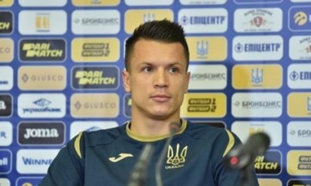 Коноплянка вказав на відсутність ключового гравця збірної України