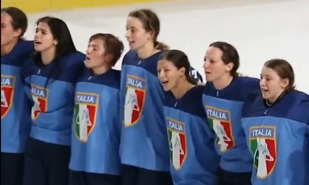 Італійки неймовірно виконали свій гімн, емоції зашкалювали