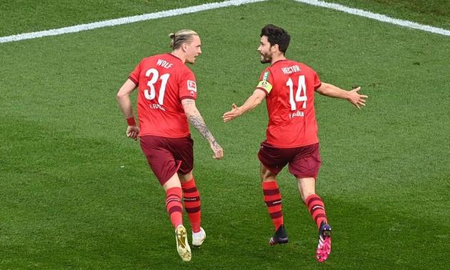 Кельн несподівано обіграв Лейпциг у 30 турі Бундесліги