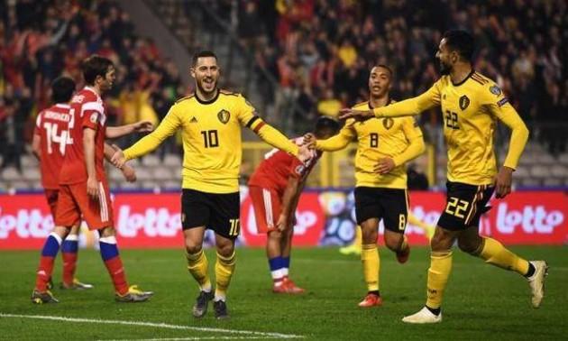 Відео дня. Бельгія розібрала Росію на запчастини. Огляд матчу Євро 2020