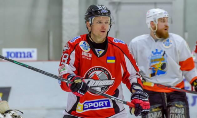 Чотири гравці залишили Донбас