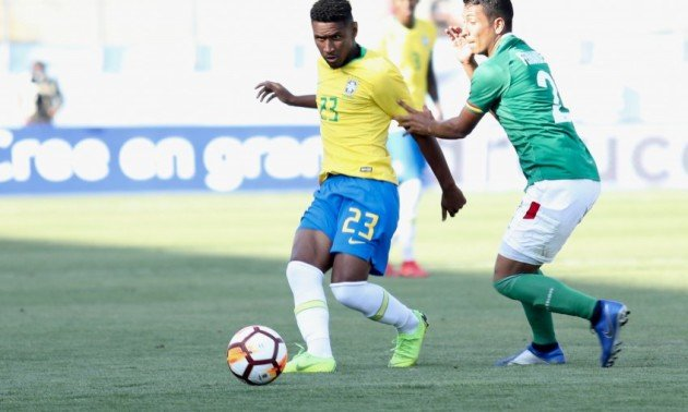 Тете довикликали в олімпійську збірну Бразилії